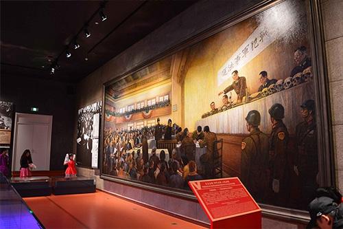 南京市大屠杀纪念馆