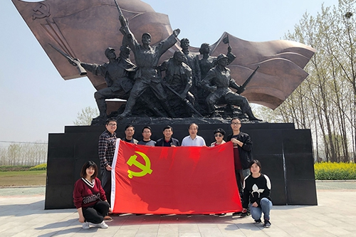 淮安市淮阴区新四军刘老庄连纪念园